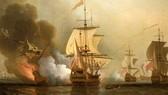 Cuộc chiến giành kho báu khổng lồ dưới biển