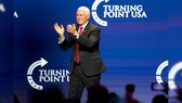 Pence urges conservatives 'to stay in the fight' as 'our election' continues