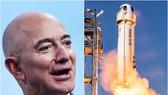 """Gần 60.000 người kiến nghị """"không cho"""" Jeff Bezos trở lại Trái Đất sau chuyến bay vào vũ trụ"""