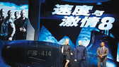 Fast and Furious 8 ăn khách nhất  mọi thời đại tại Trung Quốc