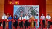 Khánh thành Tòa nhà Văn hóa - Nghiệp vụ  và ra mắt phiên bản mới Báo SGGP điện tử