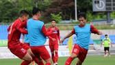 U20 Việt Nam không được đánh giá cao, nhưng có khi đó lại hay vì ta không chịu nhiều sức ép.  Ảnh: VFF