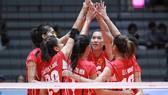 Tinh thần đoàn kết chính là sức mạnh của đội tuyển U23 nữ Việt Nam.   Ảnh: Thiên Hoàng