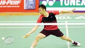 Tiến Minh cùng đội tuyển cầu lông giành vé tham dự giải cầu lông đồng đội hỗn hợp thế giới năm 2018                 Ảnh: NHẬT ANH