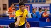 Tay vợt Đinh Quang Linh chắc suất ở ĐTQG