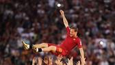 "Tạm biệt anh, ""Gladiator"" Totti"