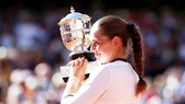 Ostapenko vô địch Roland Garros 2017 -  Lịch sử thuộc về Latvia