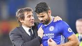Diego Costa và HLV Antonio Conte từng có mối quan hệ rất tốt đẹp.