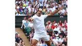 Roger Federer, nhà vô địch Grand Slam lớn tuổi nhất kể từ thời của Ken Rosewall.