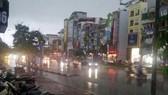 Xuất hiện rãnh áp thấp mới, rập rình mưa lũ lớn