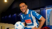 Sergio Garcia hạnh phúc khi trở lại Espanyol.