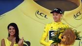 Chris Froome gần như đã thắng Áo  vàng Tour de France lần thứ 4.