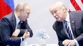 Cuộc gặp giữa Tổng thống Nga Vladimir Putin và Tổng thống Mỹ Donald Trump bên lề Hội nghị thượng đỉnh G20 tại Đức đầu tháng 7