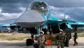 Nga sử dụng lâu dài căn cứ không quân tại Syria