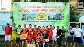 """""""Gia đình"""" Châu Gia FC, nơi mà các cầu thủ được thỏa đam mê và tận hưởng những niềm vui chiến thắng."""