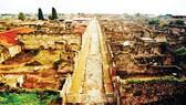 "Phát hiện ""tiểu Pompeii"" ở Pháp"