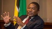 Tổng thống Mozambique Filipe Nyusi. Ảnh nguồn: Africa Feeds