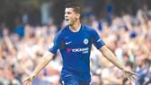 Alvaro Morata đang nhập cuộc rất nhanh và tỏa sáng cùng Chelsea.