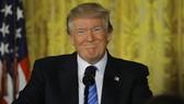 Tổng thống Mỹ Donald Trump.  (Nguồn: Reuters).