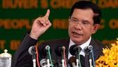 Thủ tướng Campuchia Hun Sen (Ảnh: cambodiadaily.com)