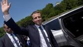 Tổng thống Pháp Emmanuel Macron - Ảnh: Reuters.