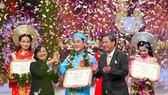 Nguyễn Văn Khởi đoạt giải Chuông vàng 2017