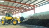Xử lý bùn thải hướng tới thu hồi năng lượng