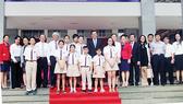 Bí thư tỉnh Bà Rịa - Vũng Tàu đến thăm Trường UKA nhân Ngày Nhà giáo Việt Nam