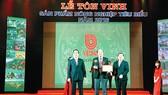 Vedan Việt Nam 3 năm liền nhận  giải thưởng sản phẩm nông nghiệp tiêu biểu