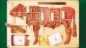 Hộp cơm bento thịt bò giá 3.500 USD