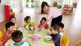 Đề xuất miễn học phí cho trẻ mầm non 5 tuổi