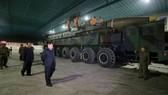 Triều Tiên có thể thử tên lửa  vào Giáng sinh