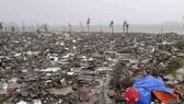 Bão Kai-tak tàn phá Philippines. Ảnh: Reuters