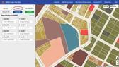 Người dân thành phố sẽ thuận tiện hơn khi xem quy hoạch trên smart phone