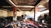 Khủng bố ở Afghanistan, khoảng 100 người chết