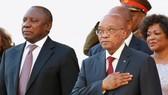 Tối hậu thư buộc Tổng thống Nam Phi từ chức