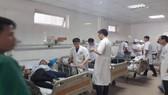 Trên 37.000 người nhập viện khám, cấp cứu do TNGT