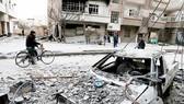 """""""Khoảng dừng nhân đạo"""" ở Syria"""