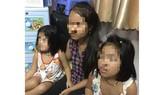 Hai bé gái được Công an TPHCM giải cứu thành công sau khi bị bắt cóc gần 2 ngày