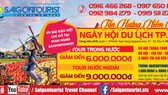 Ưu đãi giảm giá tour và hàng ngàn quà tặng tại Ngày hội Du lịch TP.HCM 2018