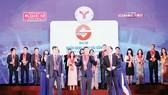 """SCB 6 năm liền đạt danh hiệu """"Thương hiệu mạnh Việt Nam"""""""