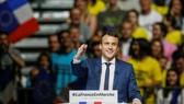 Tổng thống Pháp Emmanuel Macron     ẢNH: Reuters