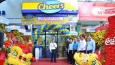 Saigon Co.op khai trương chuỗi cửa hàng tiện lợi Cheers