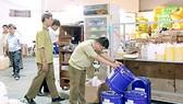 Cơ quan chức năng phát hiện một cơ sở làm mỹ phẩm giả trên địa bàn TP Biên Hòa