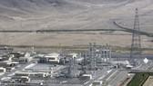 Toàn cảnh lò phản ứng hạt nhân nước nặng Arak tại thành phố Arak, miền trung Iran, cách thủ đô Tehran 190km về phía tây nam ngày 26-8-2006. (Nguồn: Reuters /TTXVN)