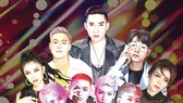 Chương trình MV TOP HITS - tháng 6 trên kênh LA34