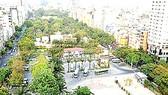 Thi tuyển quốc tế lập quy hoạch chi tiết khu Công viên 23 Tháng 9