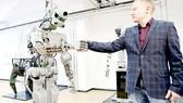 Nga đưa robot lên không gian