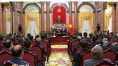 Chủ tịch nước Trần Đại Quang: Giữ nước từ khi nước chưa nguy