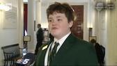 Học sinh 14 tuổi tranh cử Thống đốc bang Vermont, Mỹ